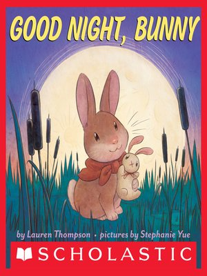 cover image of Good Night, Bunny