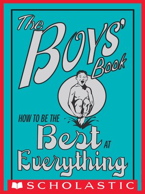 cover image of The Boys' Book