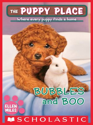 cover image of Bubbles and Boo