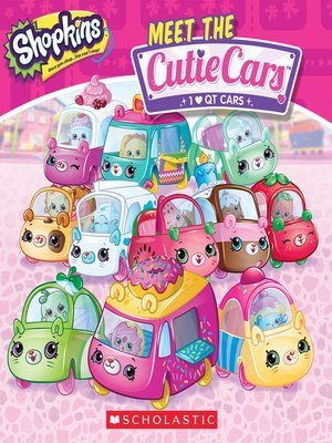 cover image of Meet the Cutie Cars
