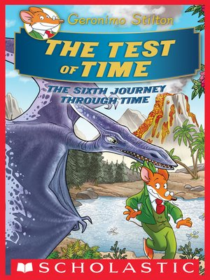 cover image of The Test of Time