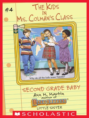 cover image of Second Grade Baby