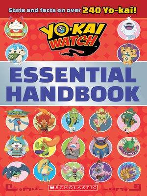 cover image of Yo-kai Watch Essential Handbook