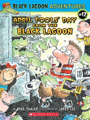 cover image of April Fools' Day from the Black Lagoon