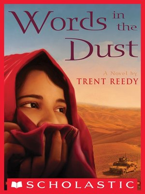 cover image of Words in the Dust