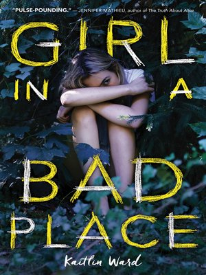 cover image of Girl in a Bad Place