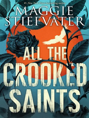 cover image of All the Crooked Saints