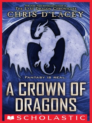 cover image of A Crown of Dragons