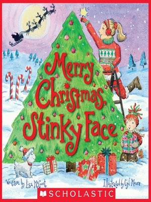 cover image of Merry Christmas, Stinky Face