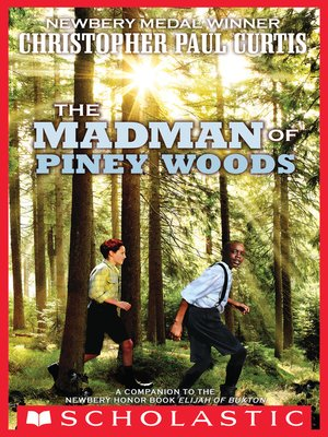 cover image of The Madman of Piney Woods