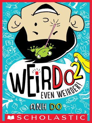 cover image of Even Weirder! (WeirDo #2)