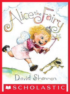 cover image of Alice the Fairy
