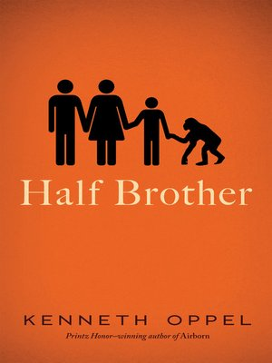 cover image of Half Brother