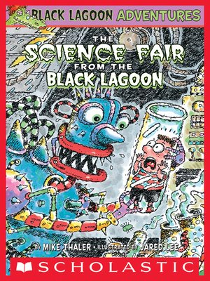 cover image of The Science Fair from the Black Lagoon