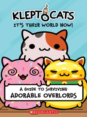cover image of KleptoCats