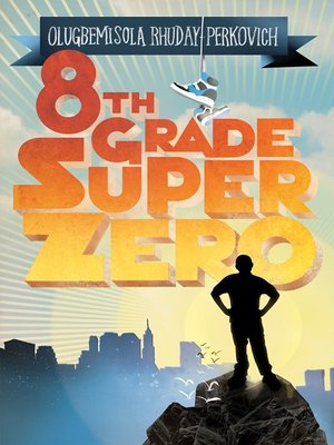 cover image of Eighth-Grade Superzero