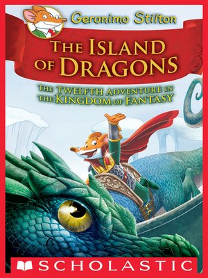 cover image of Island of Dragons