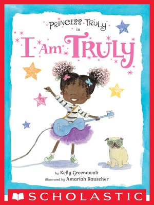 cover image of Princess Truly in I Am Truly