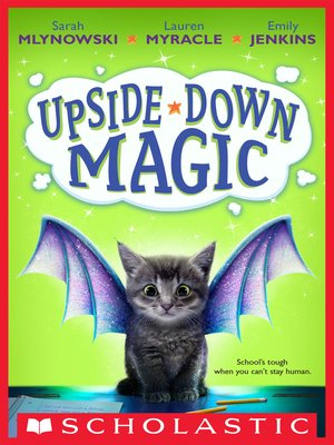 cover image of Upside-Down Magic