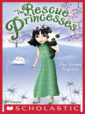 cover image of The Stolen Crystals
