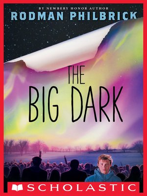 cover image of The Big Dark