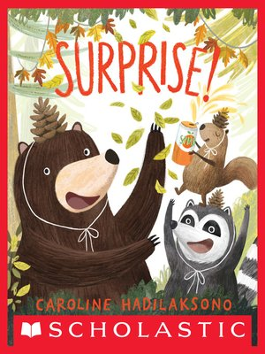 cover image of Surprise!