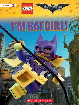 cover image of I'm Batgirl!
