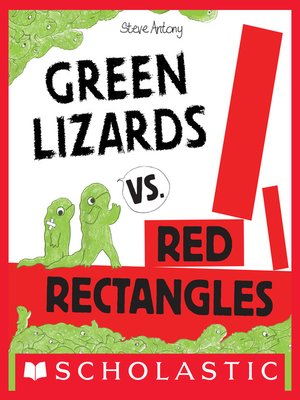 cover image of Green Lizards vs. Red Rectangles