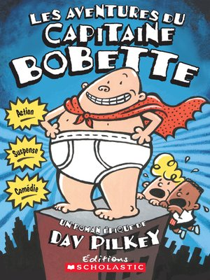 cover image of Les aventures du capitaine Bobette