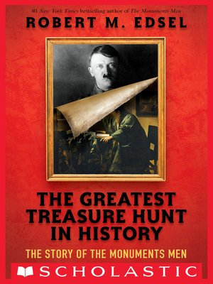 cover image of The Greatest Treasure Hunt in History