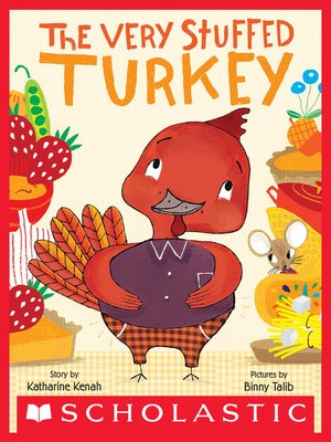 cover image of The Very Stuffed Turkey