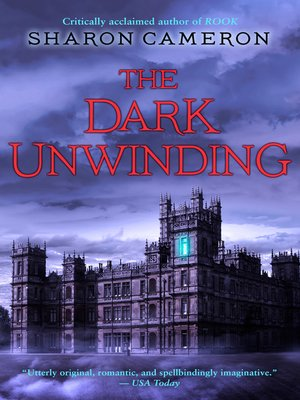 cover image of The Dark Unwinding