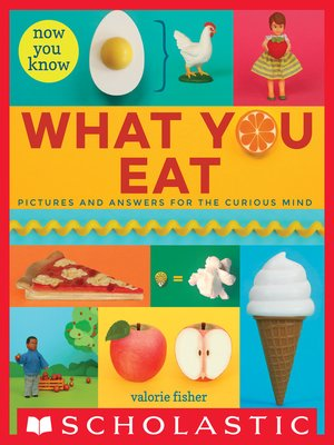 cover image of Now You Know What You Eat