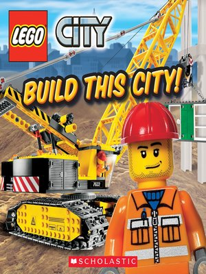 cover image of Build This City!