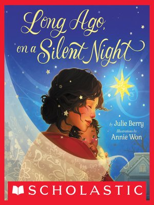 cover image of Long Ago, On a Silent Night