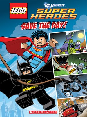 cover image of Save the Day