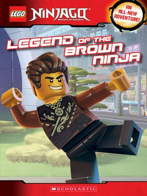 cover image of Legend of the Brown Ninja