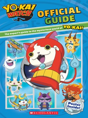cover image of Yo-kai Watch Official Guide