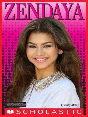 cover image of Zendaya
