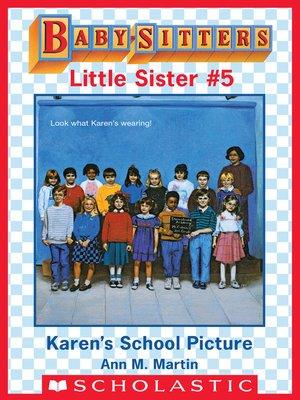 cover image of Karen's School Picture