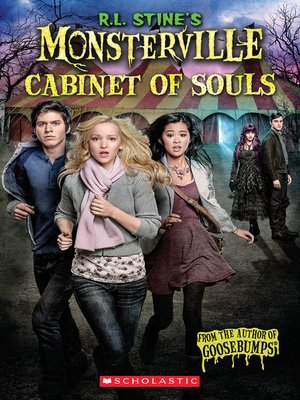 cover image of The Cabinet of Souls