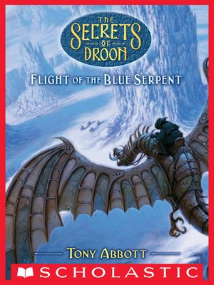 cover image of Flight of the Blue Serpent