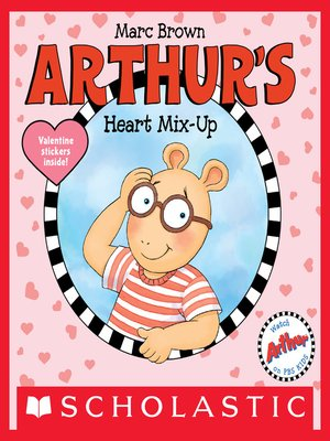 cover image of Arthur's Heart Mix-Up