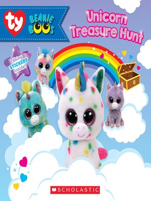 cover image of Unicorn Treasure Hunt