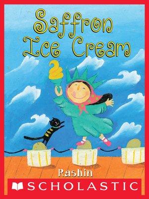 cover image of Saffron Ice Cream