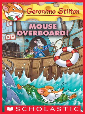 cover image of Mouse Overboard!