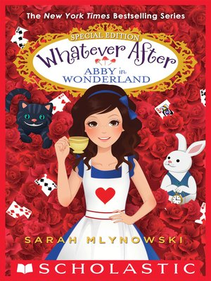 cover image of Abby in Wonderland