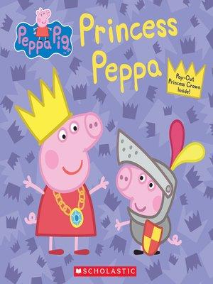 cover image of Princess Peppa