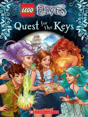 cover image of Quest for the Keys