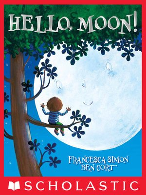 cover image of Hello, Moon!